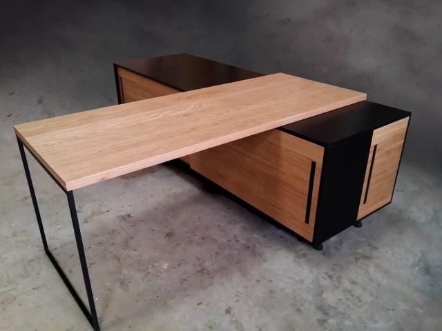 (Français) SIMPLE DESK'